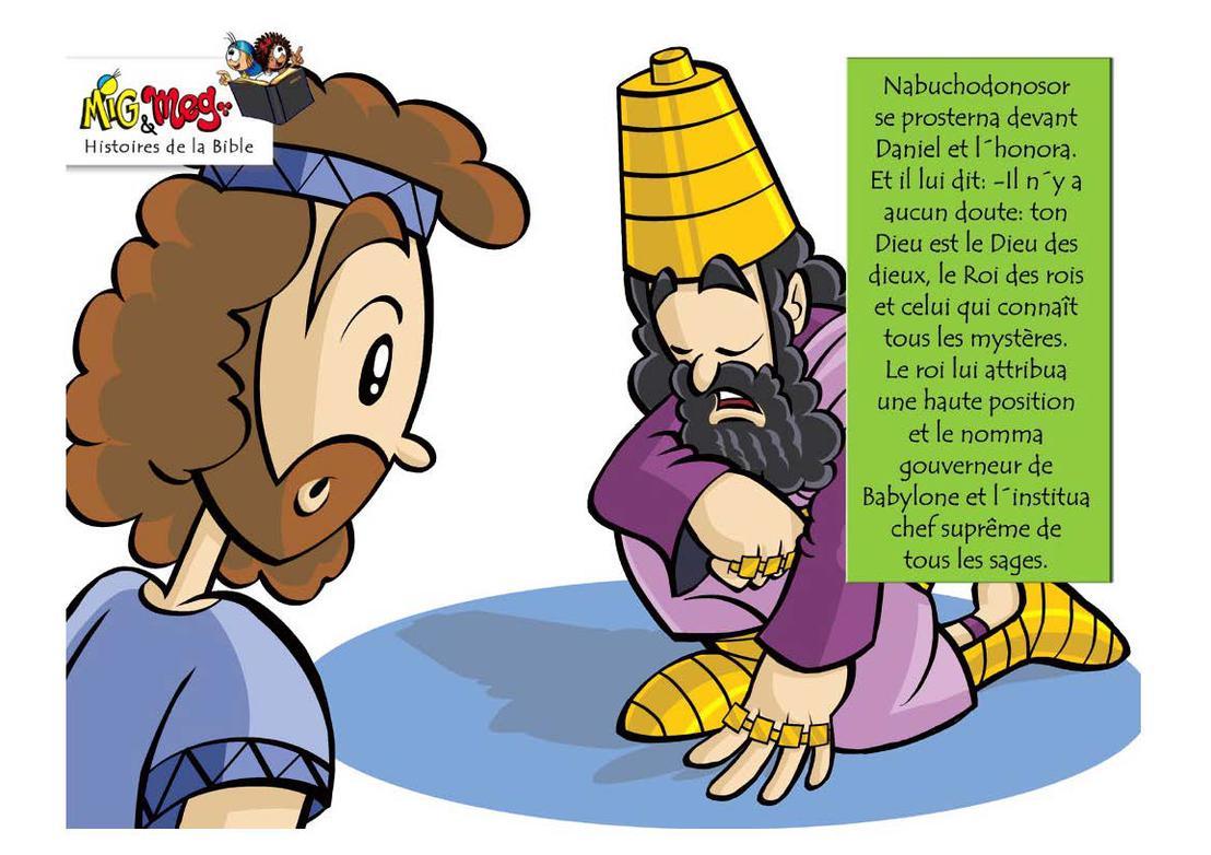 Daniel et le Rêve du Roi - page 15