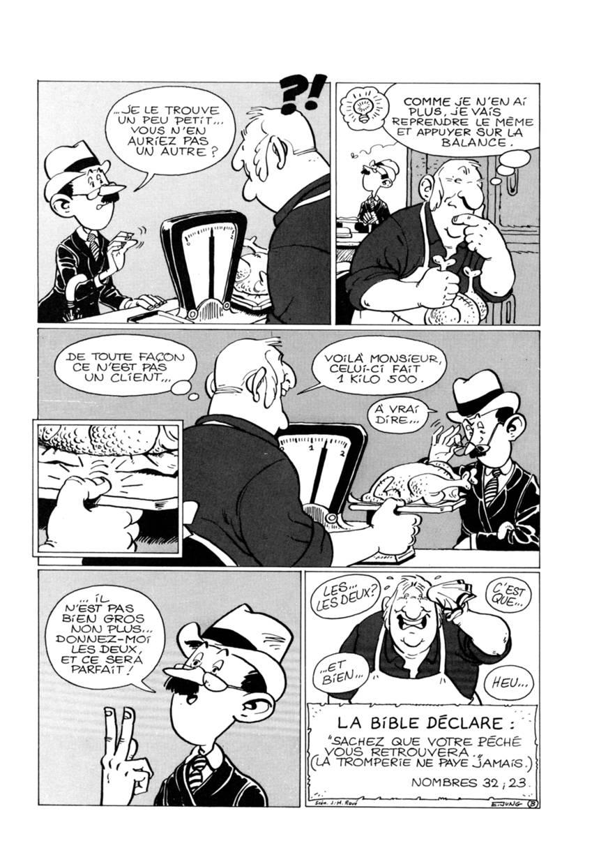 Les deux poulets - page 1