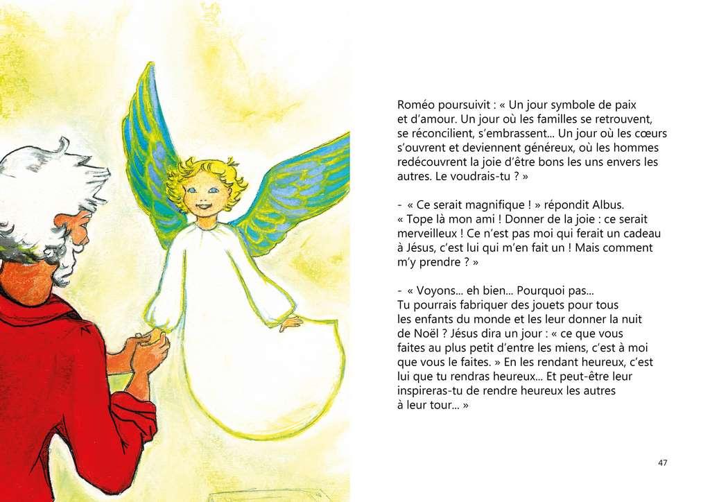 ALBUS ET L'ETOILE QUI DANSE - page 22