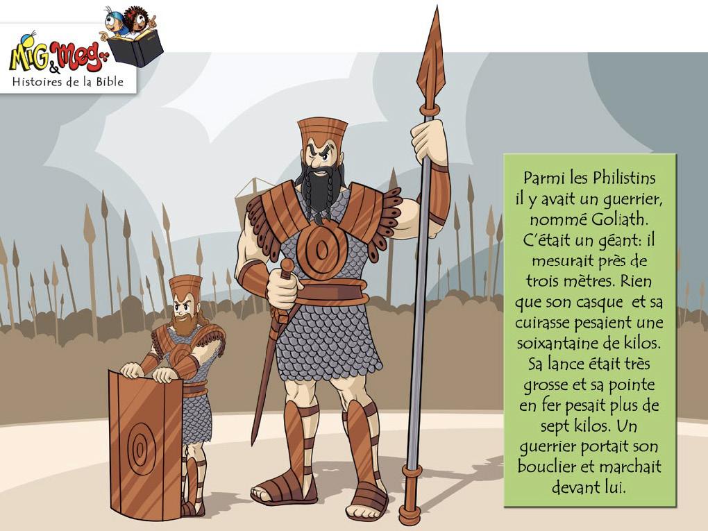 David et Goliath - page 3