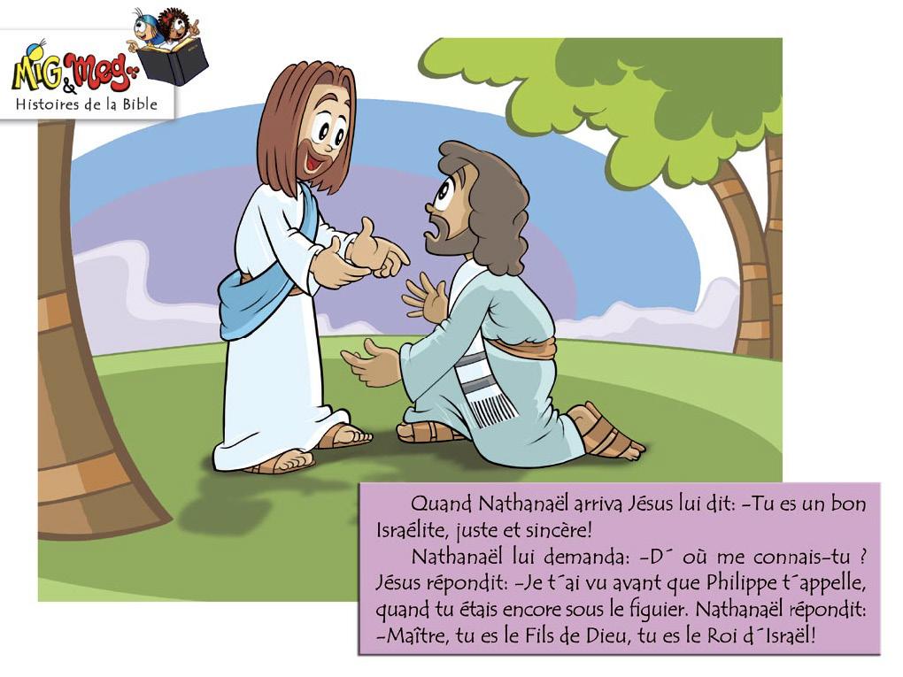 Jésus appelle ses disciples - page 13