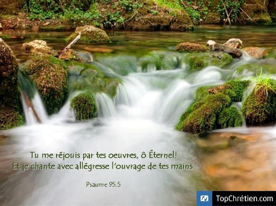 Psaume 95:5