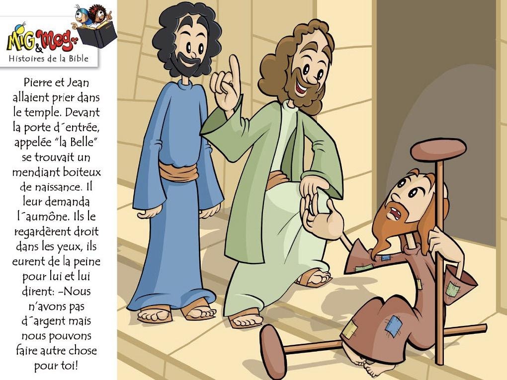 Pierre et Jean réalisent des miracles - page 2