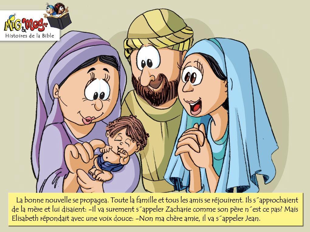 Naissance de Jean-Baptiste - page 11