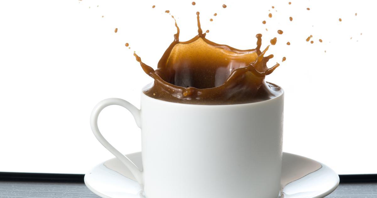 Il faut goûter le café pour bien le doser !