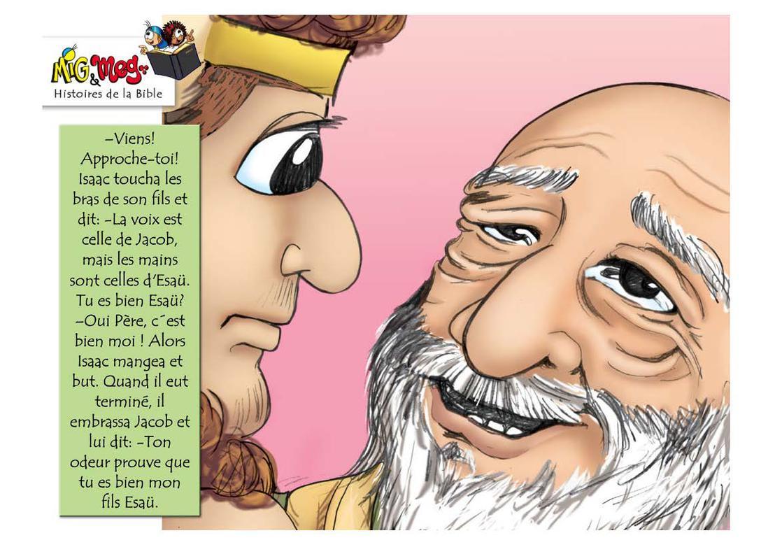 Esaü et Jacob - page 10