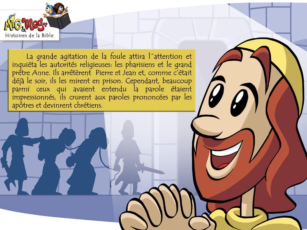 Pierre et Jean réalisent des miracles - page 6