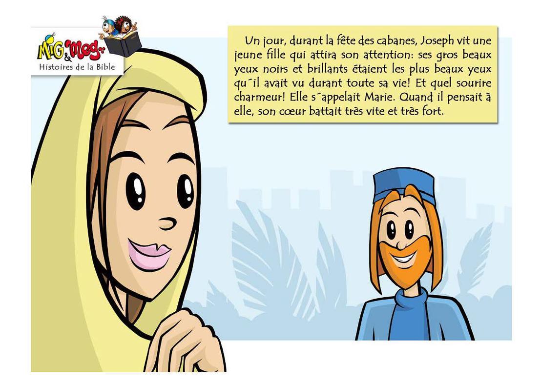 Joseph et Marie - page 5