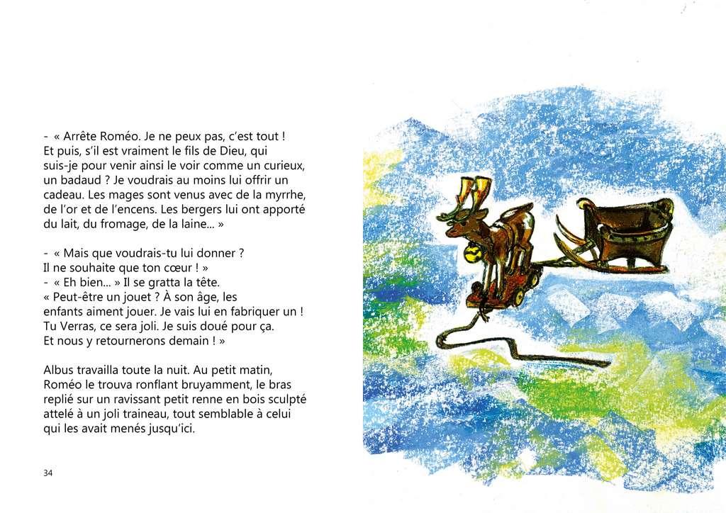 ALBUS ET L'ETOILE QUI DANSE - page 16