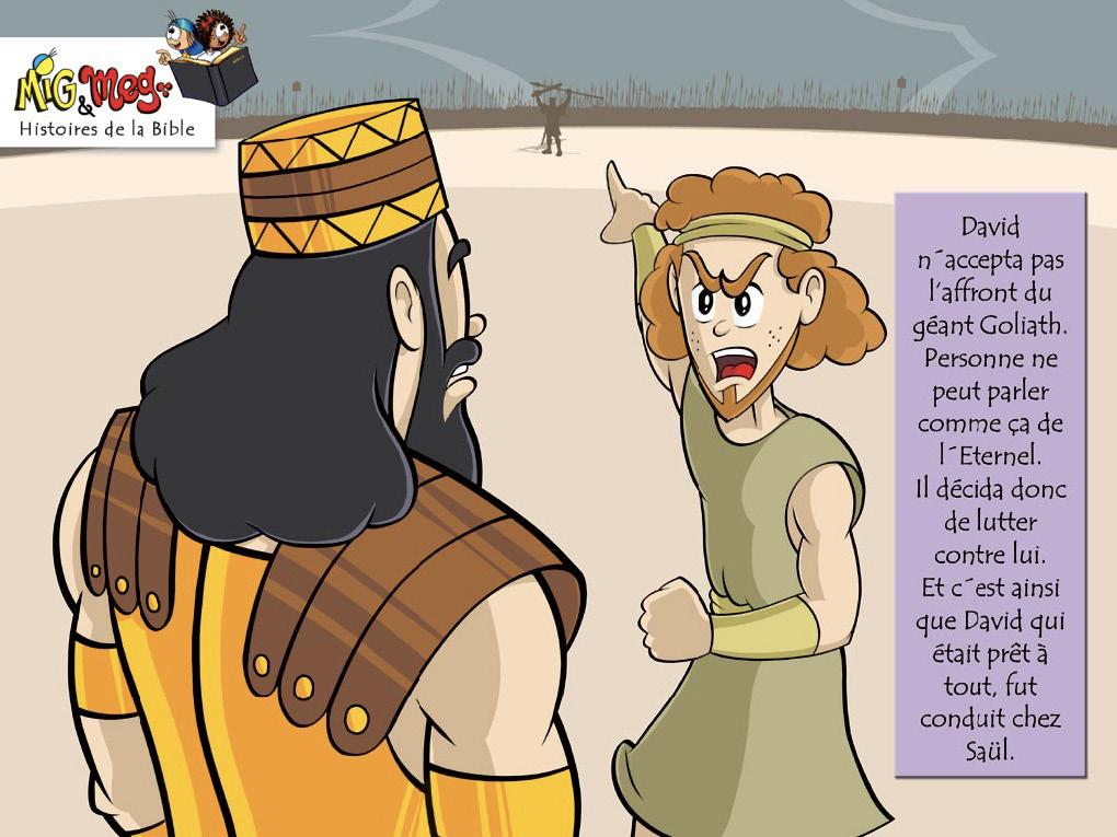 David et Goliath - page 10