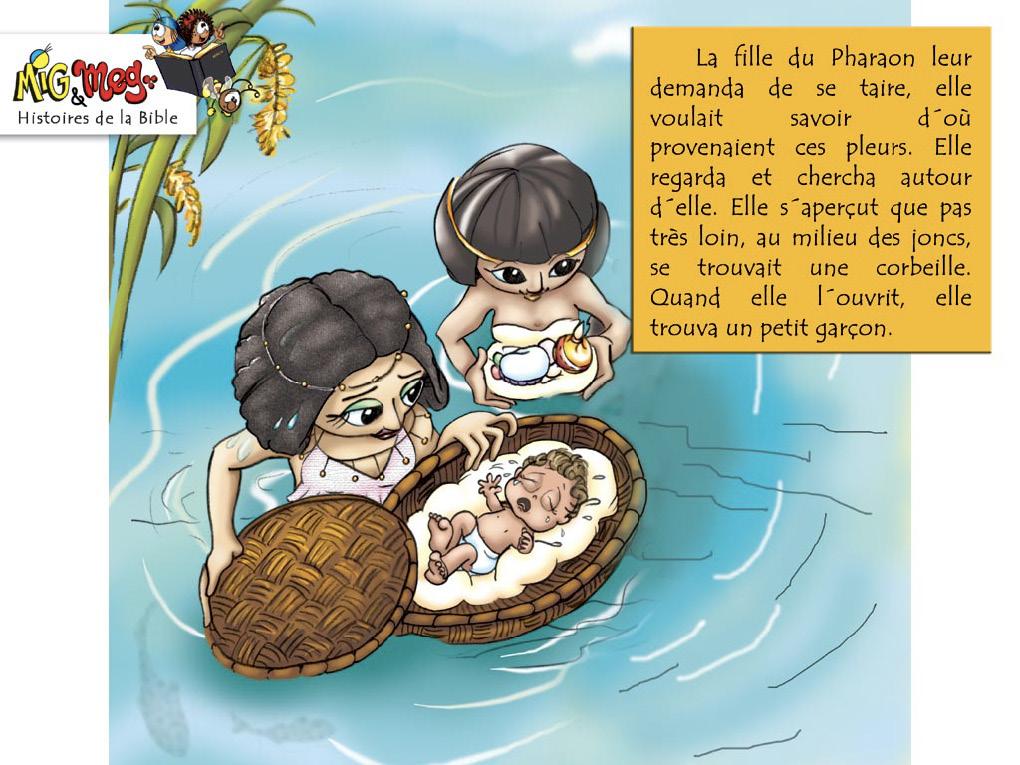 La naissance de Moïse - page 10