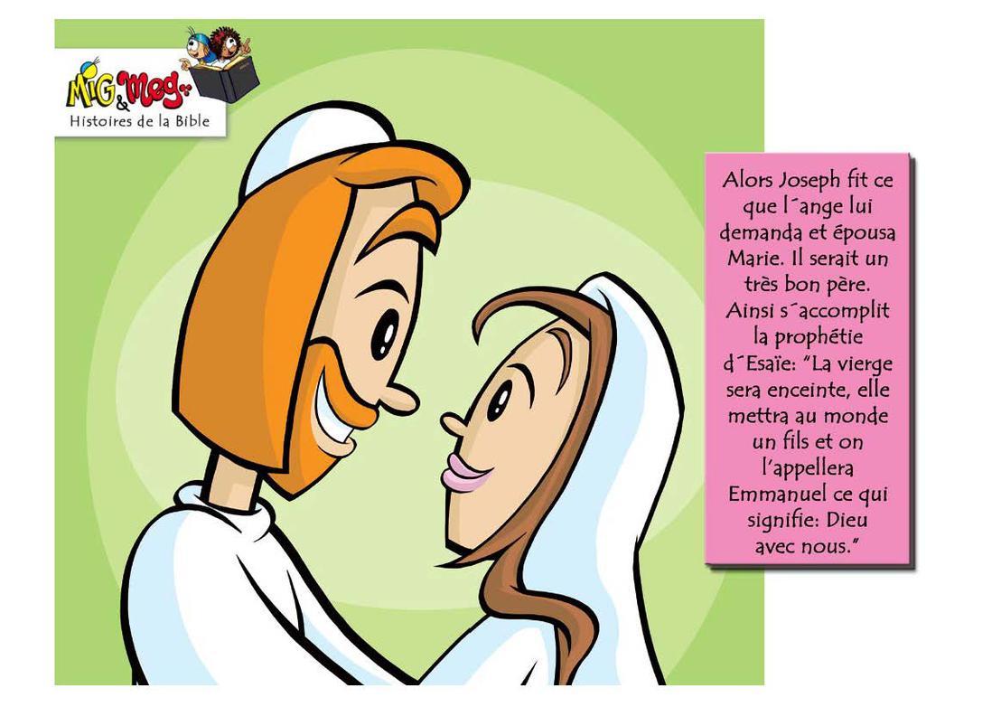 Joseph et Marie - page 15