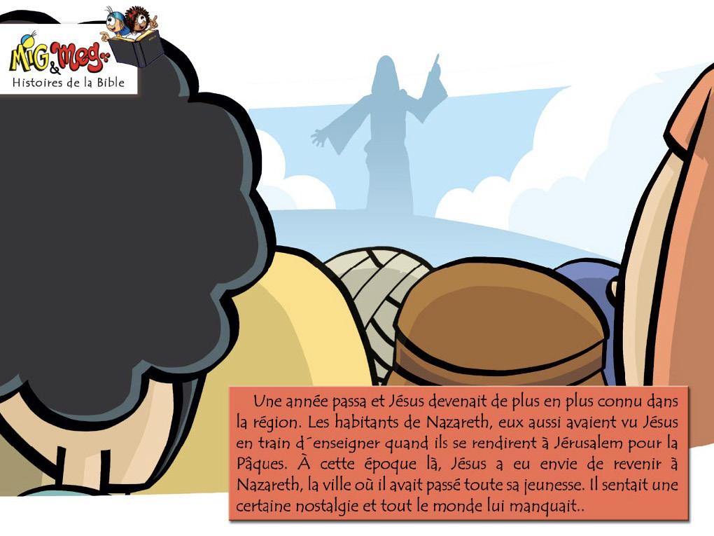 Jésus retourne à Nazareth - page 7