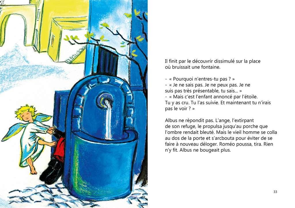 ALBUS ET L'ETOILE QUI DANSE - page 15