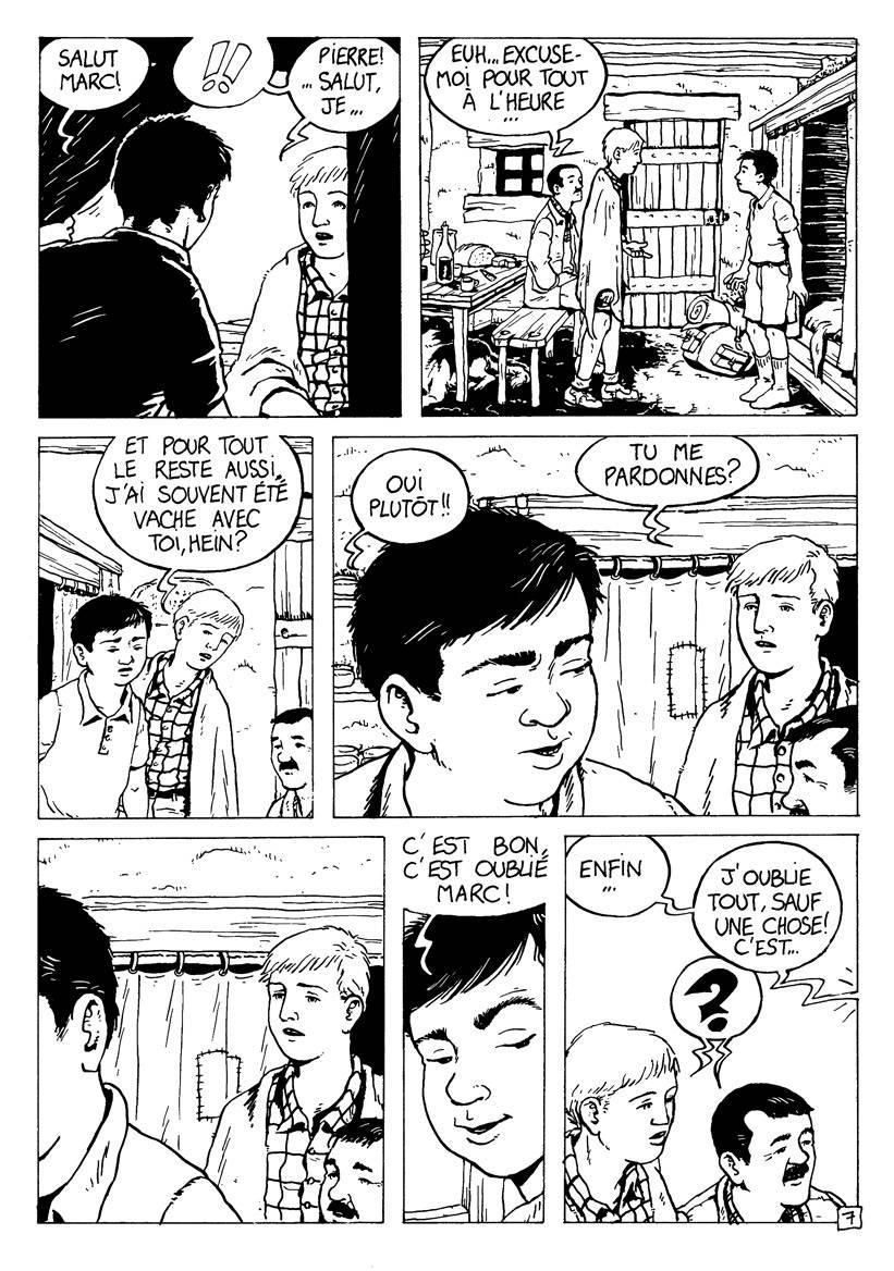Les randonneurs - page 17
