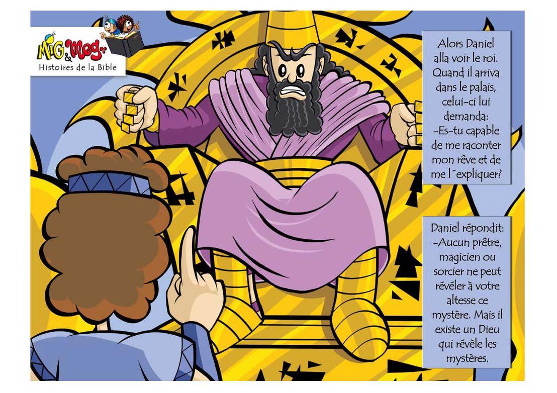 Daniel et le Rêve du Roi - page 9