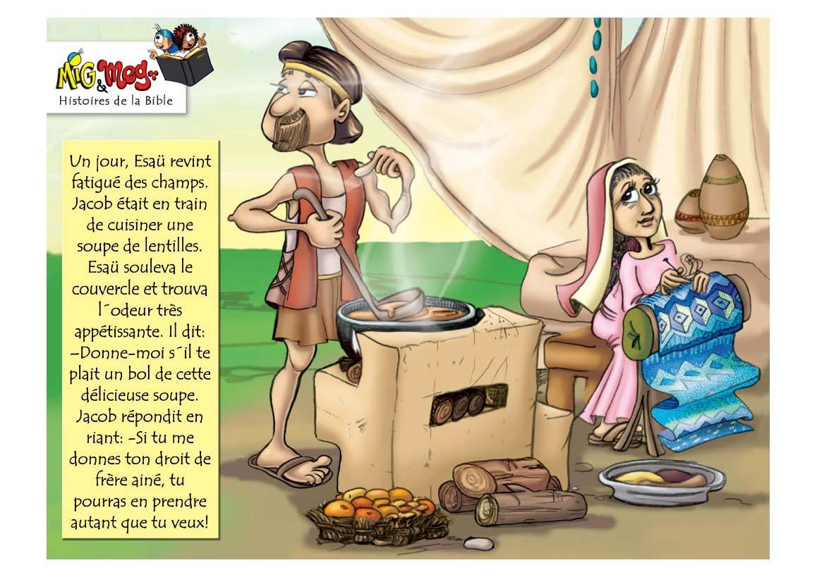 Esaü et Jacob - page 16