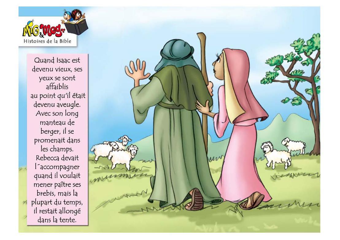 Esaü et Jacob - page 4
