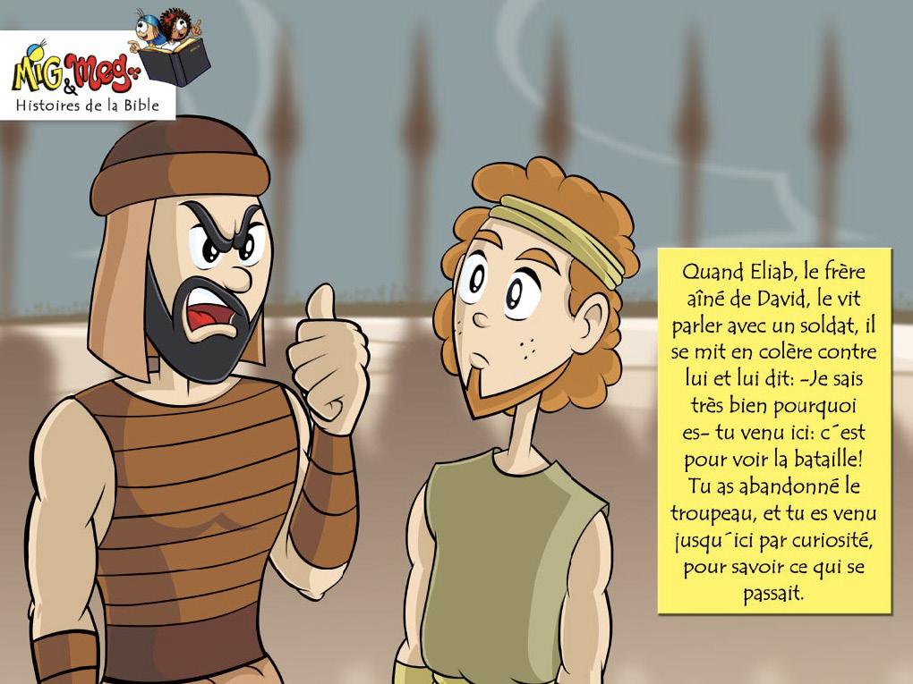 David et Goliath - page 9