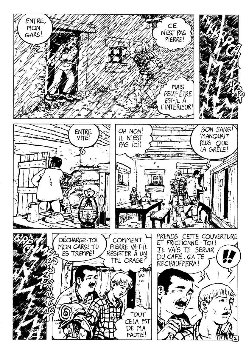 Les randonneurs - page 12