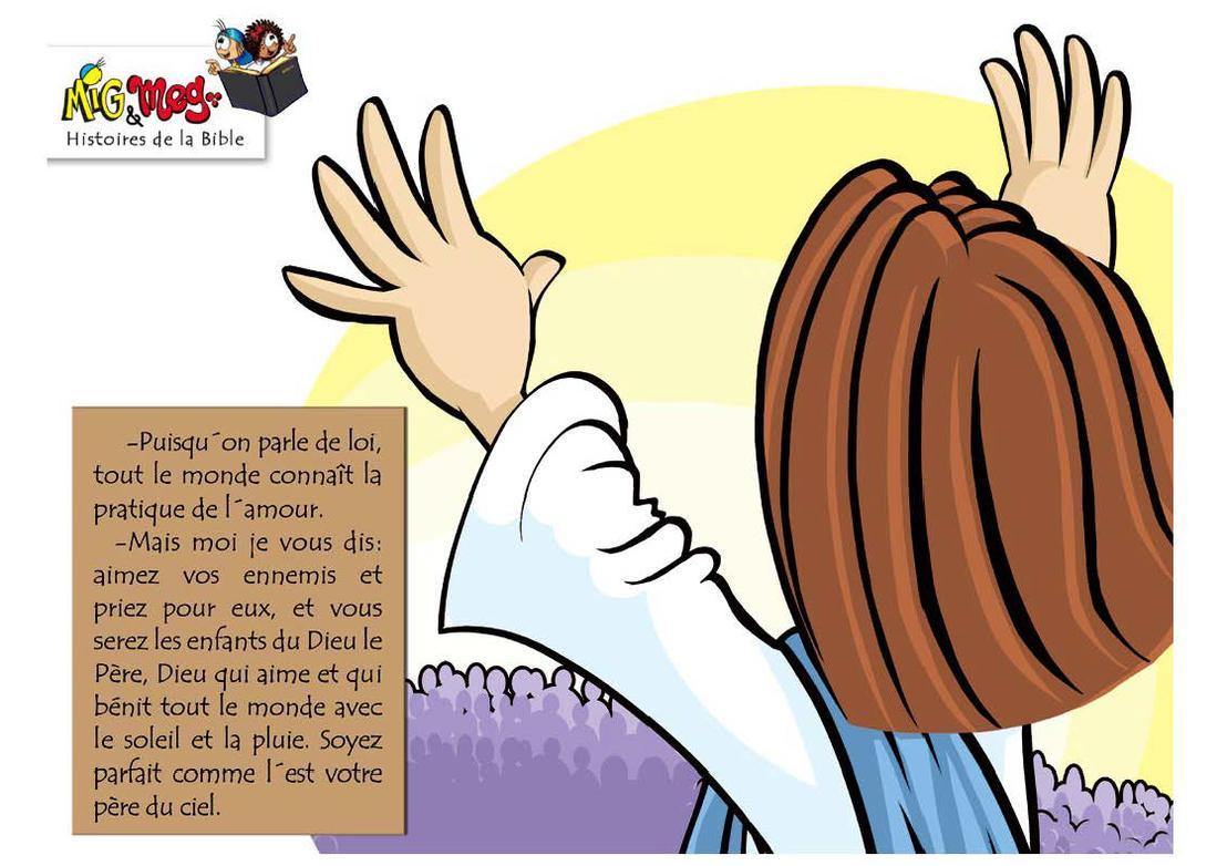 Le Sermon sur la Montagne - page 8