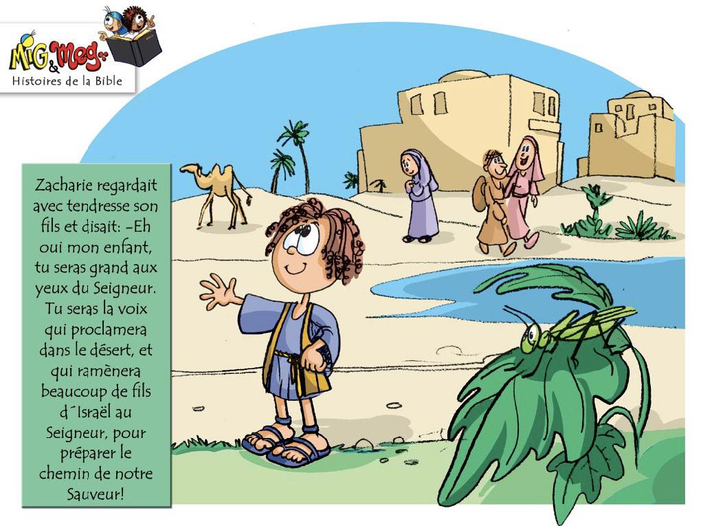 Naissance de Jean-Baptiste - page 14