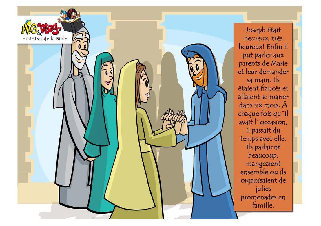 Joseph et Marie - page 6