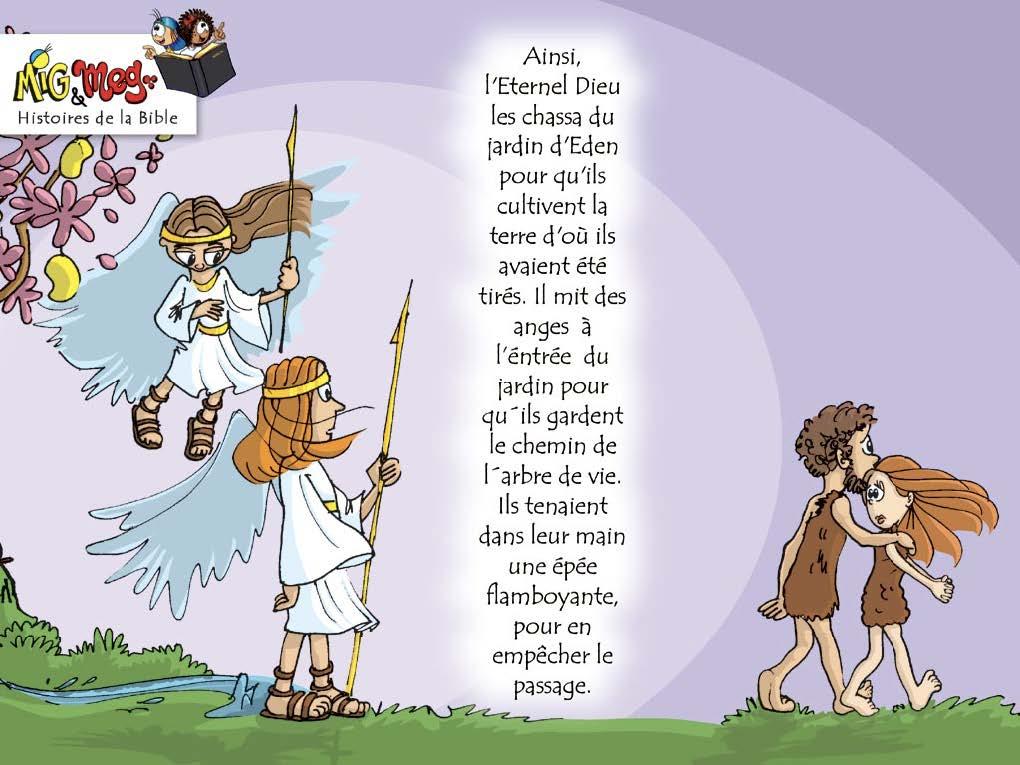 Le Paradis Perdu - page 14
