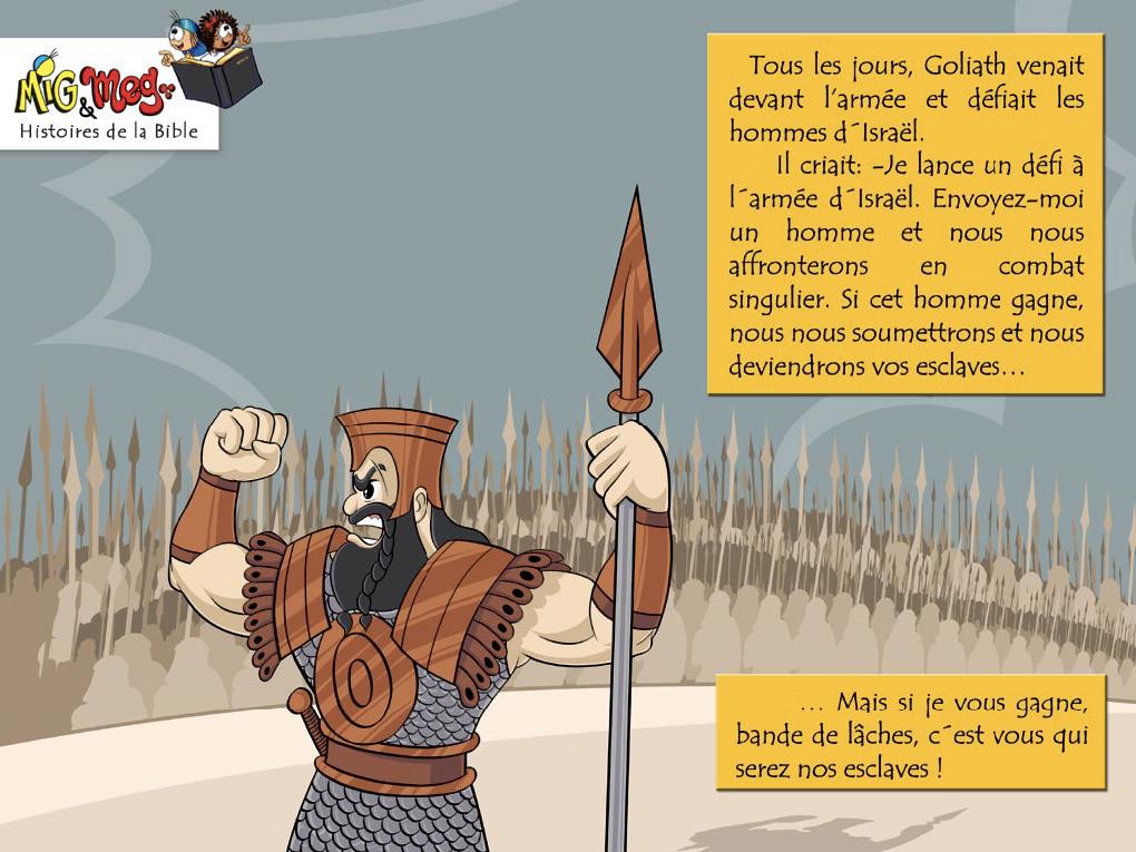David et Goliath - page 4