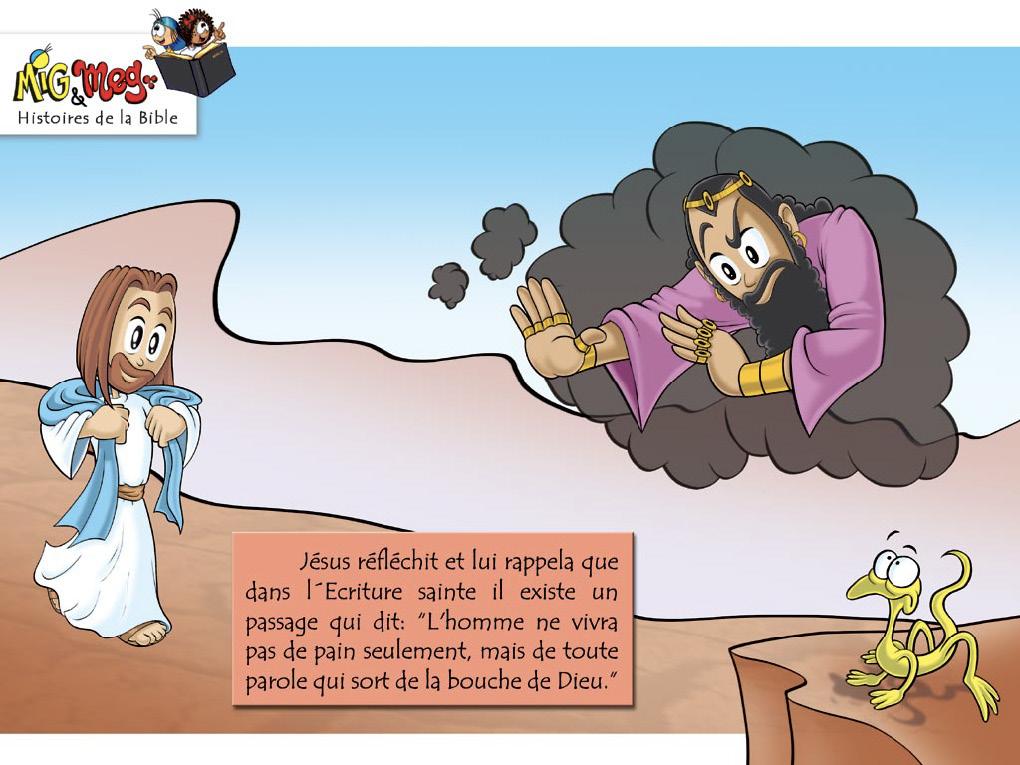 La tentation de Jésus - page 6