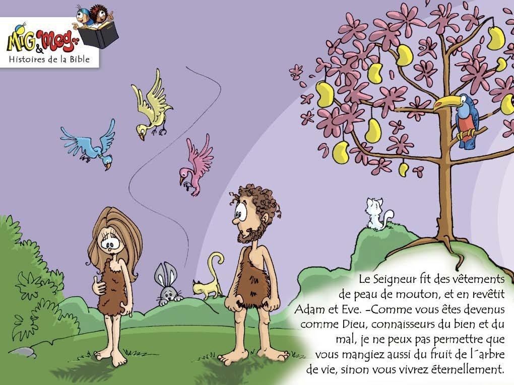 Le Paradis Perdu - page 13