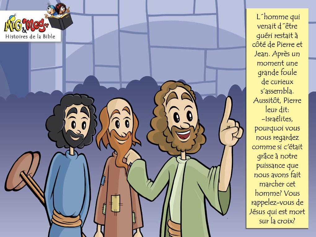 Pierre et Jean réalisent des miracles - page 4