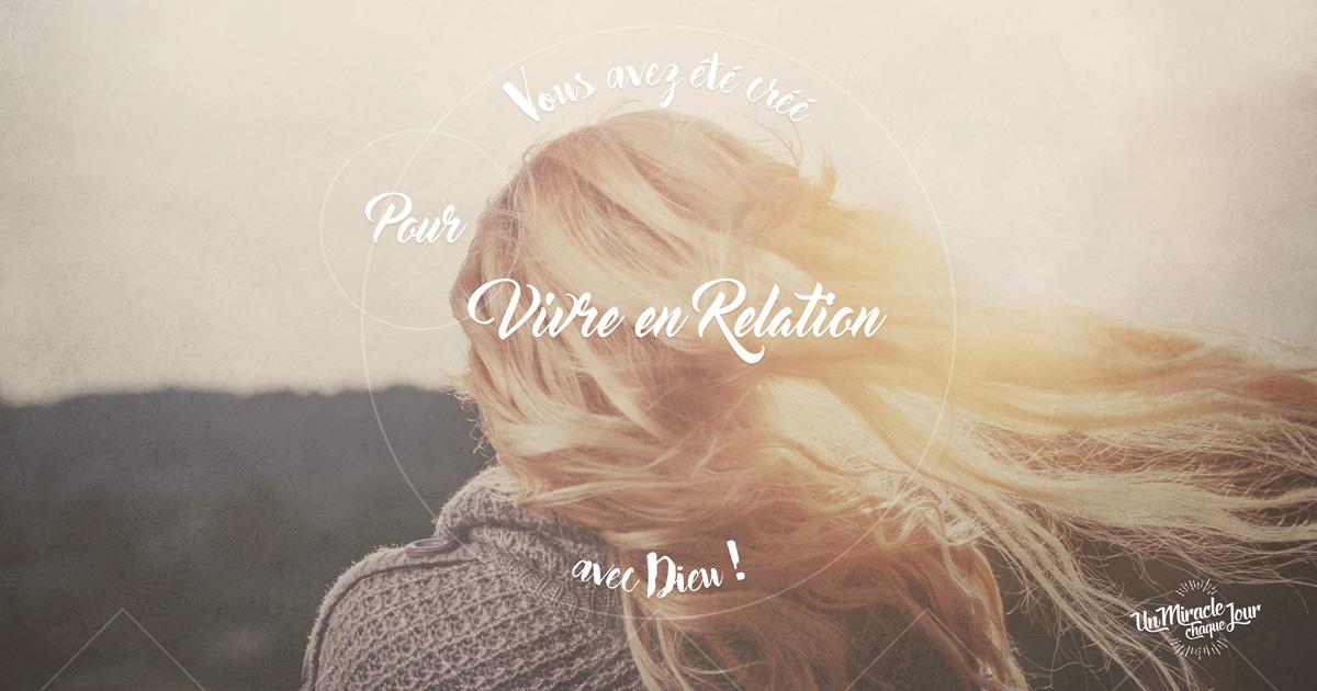 Mon ami(e), votre place est auprès de Dieu !