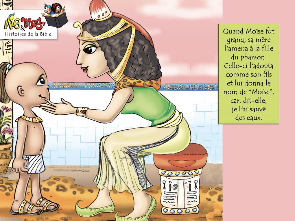 La naissance de Moïse - page 15