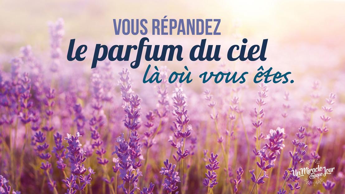 Votre vie est un parfum