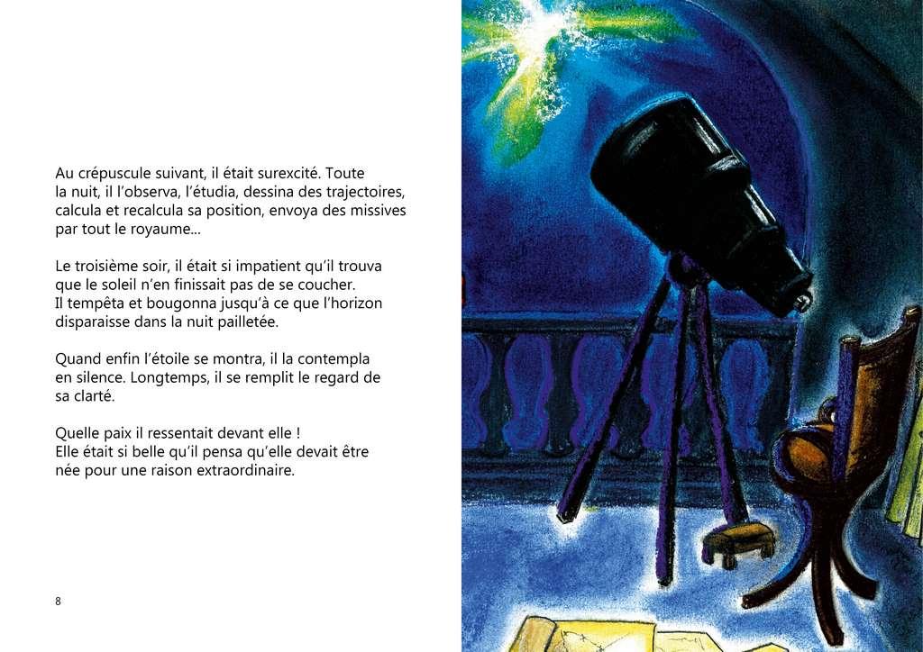 ALBUS ET L'ETOILE QUI DANSE - page 3