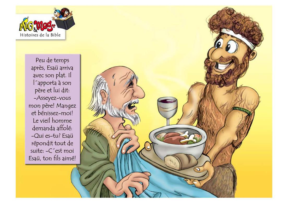 Esaü et Jacob - page 12