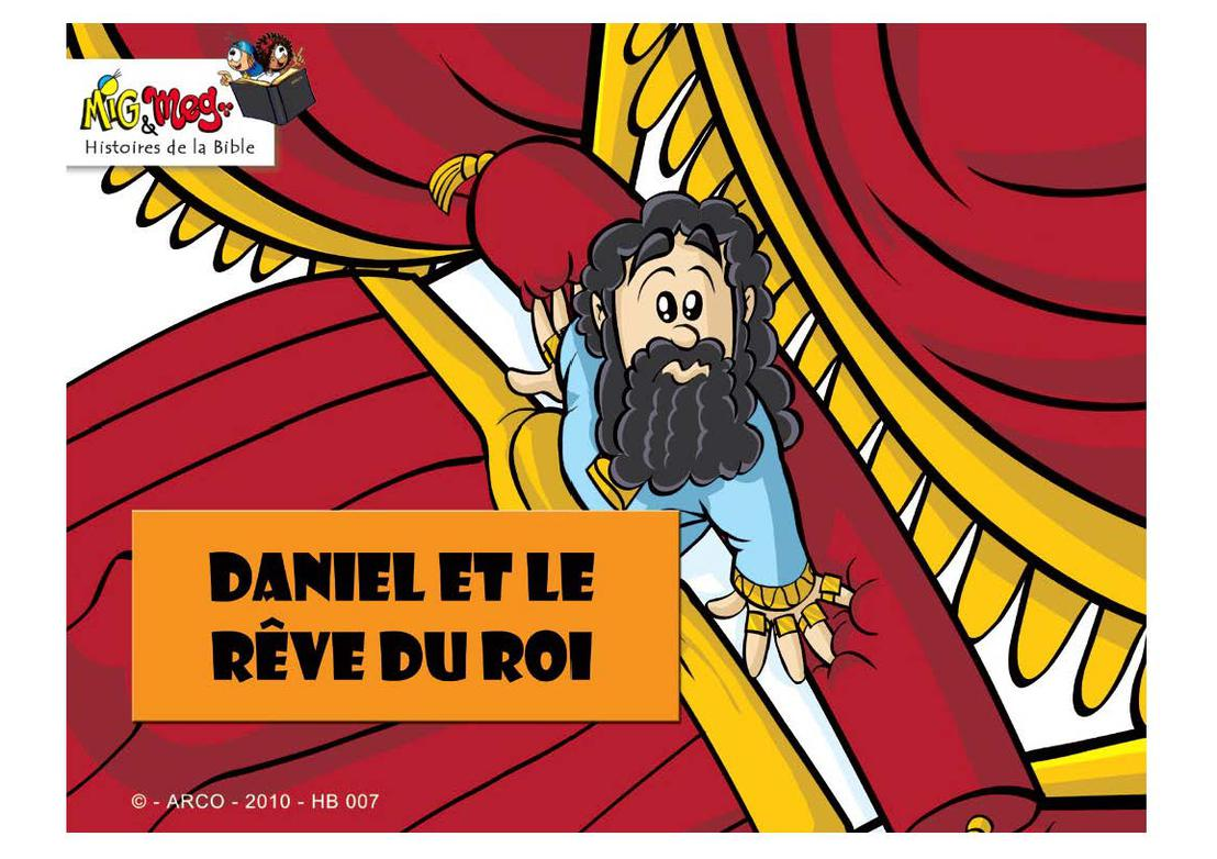 Daniel et le Rêve du Roi