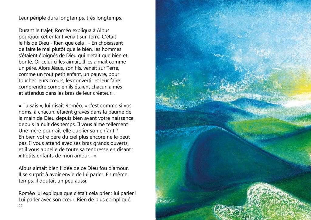 ALBUS ET L'ETOILE QUI DANSE - page 10