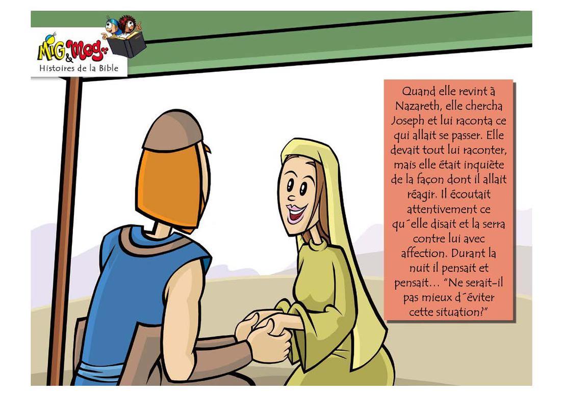 Joseph et Marie - page 13