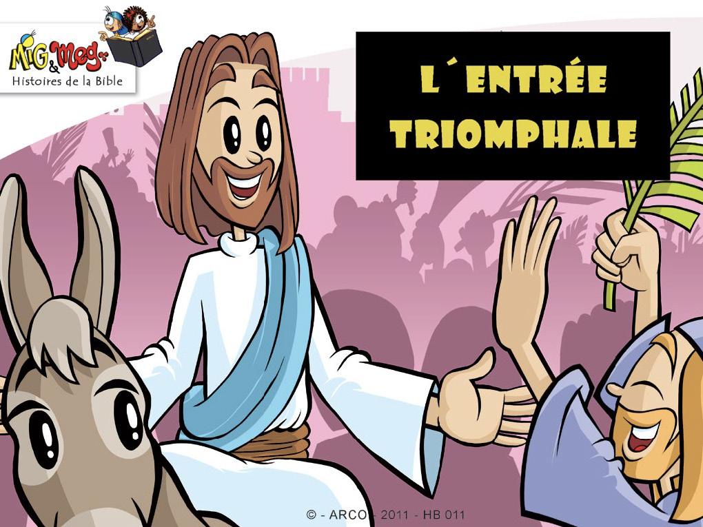 L'entrée Triomphale