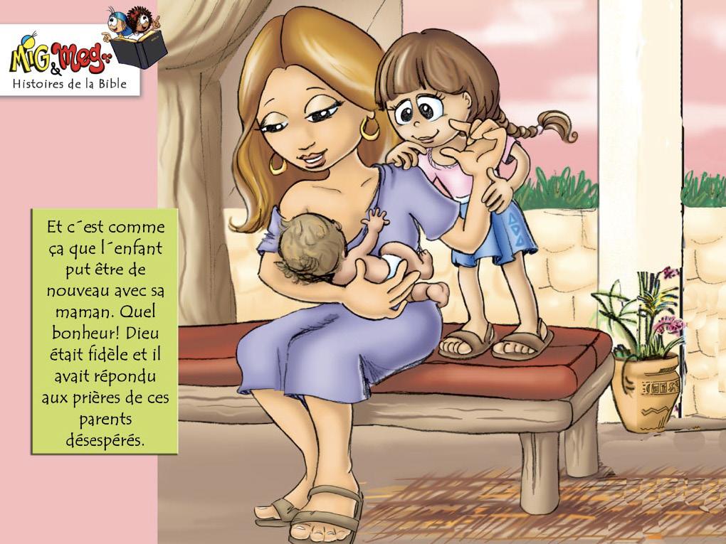 La naissance de Moïse - page 14