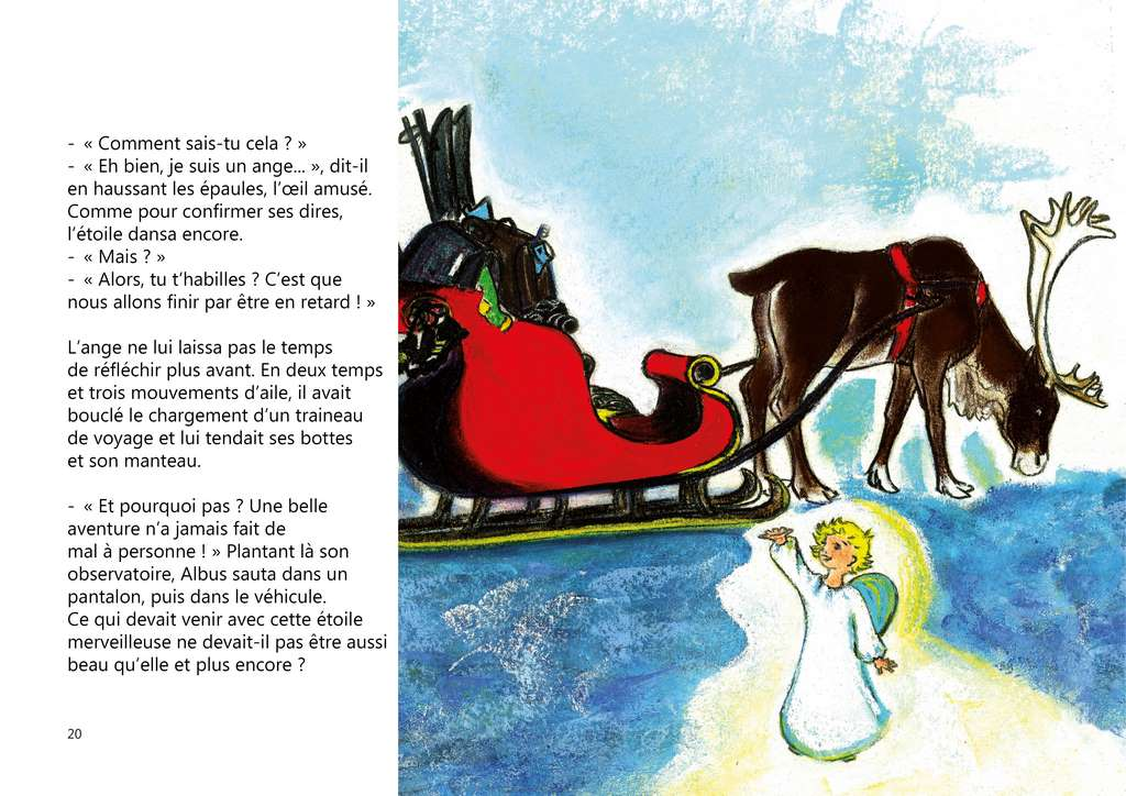 ALBUS ET L'ETOILE QUI DANSE - page 9
