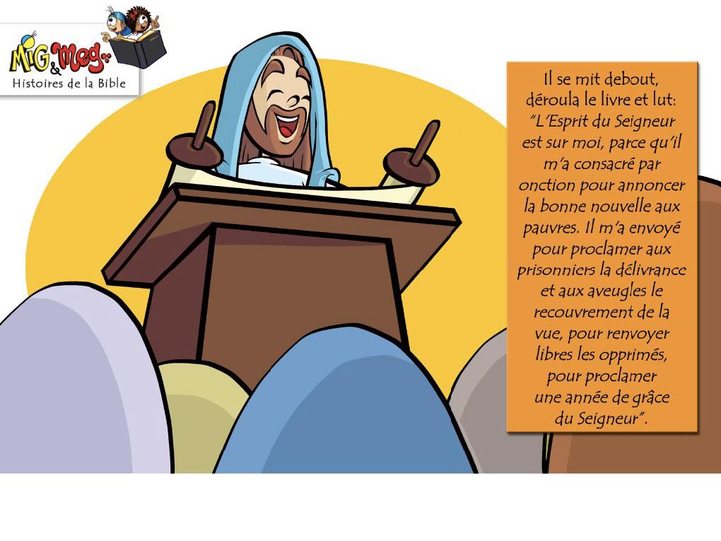 Jésus retourne à Nazareth - page 9