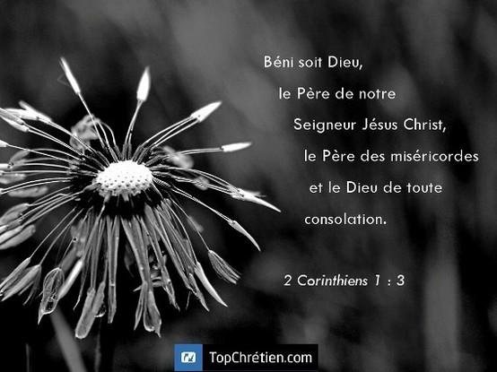 2 Corinthiens 1:3