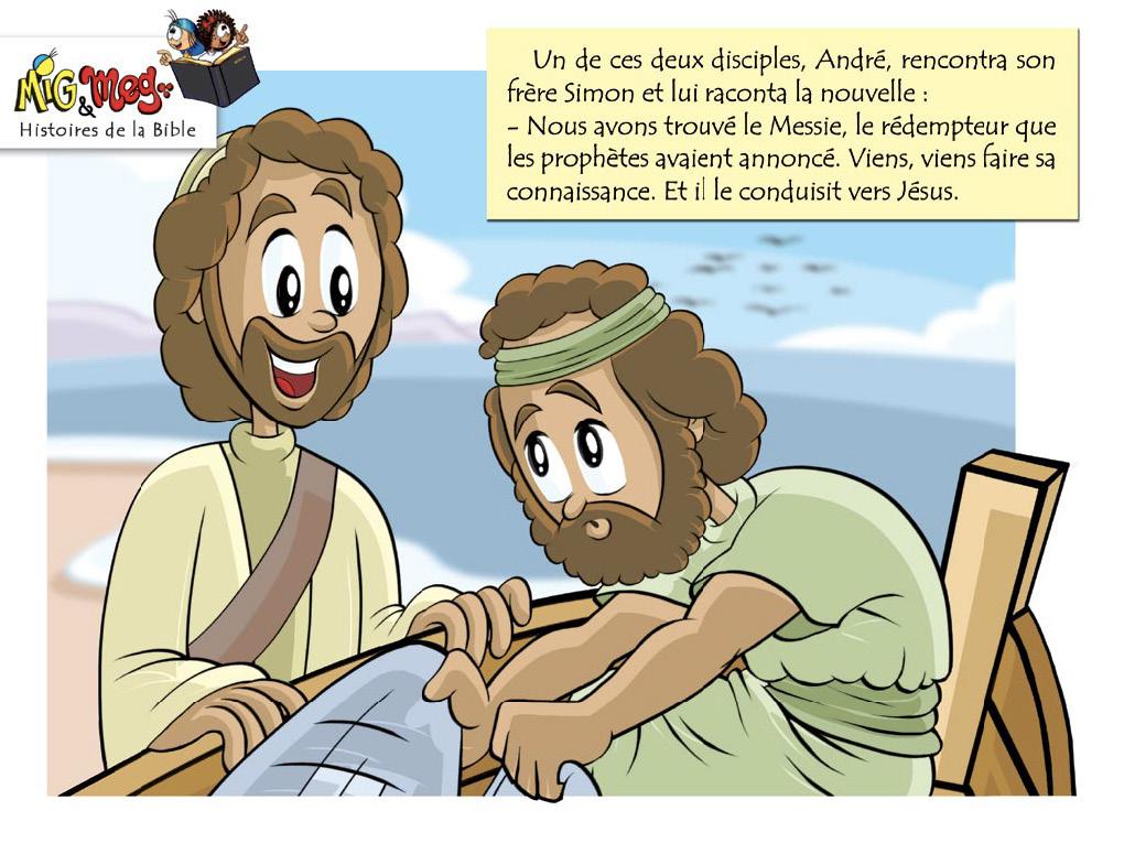 Jésus appelle ses disciples - page 4