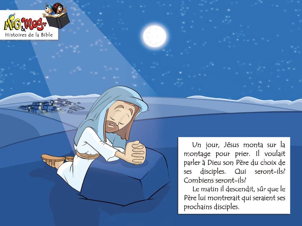 Jésus appelle ses disciples - page 5