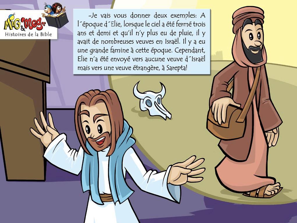 Jésus retourne à Nazareth - page 13