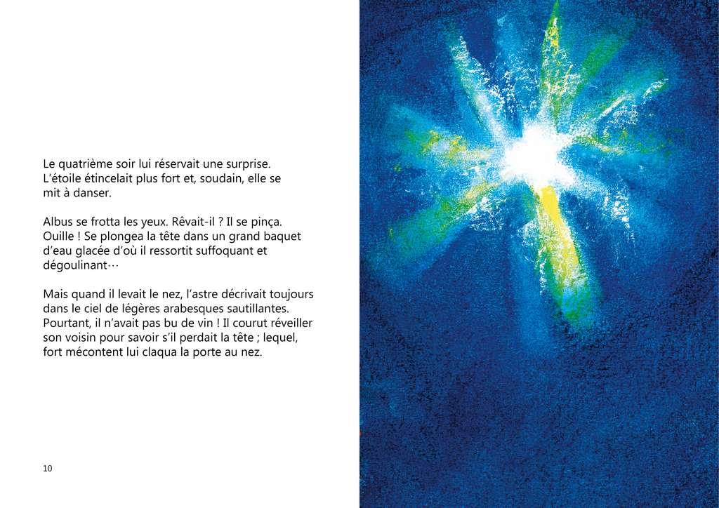 ALBUS ET L'ETOILE QUI DANSE - page 4