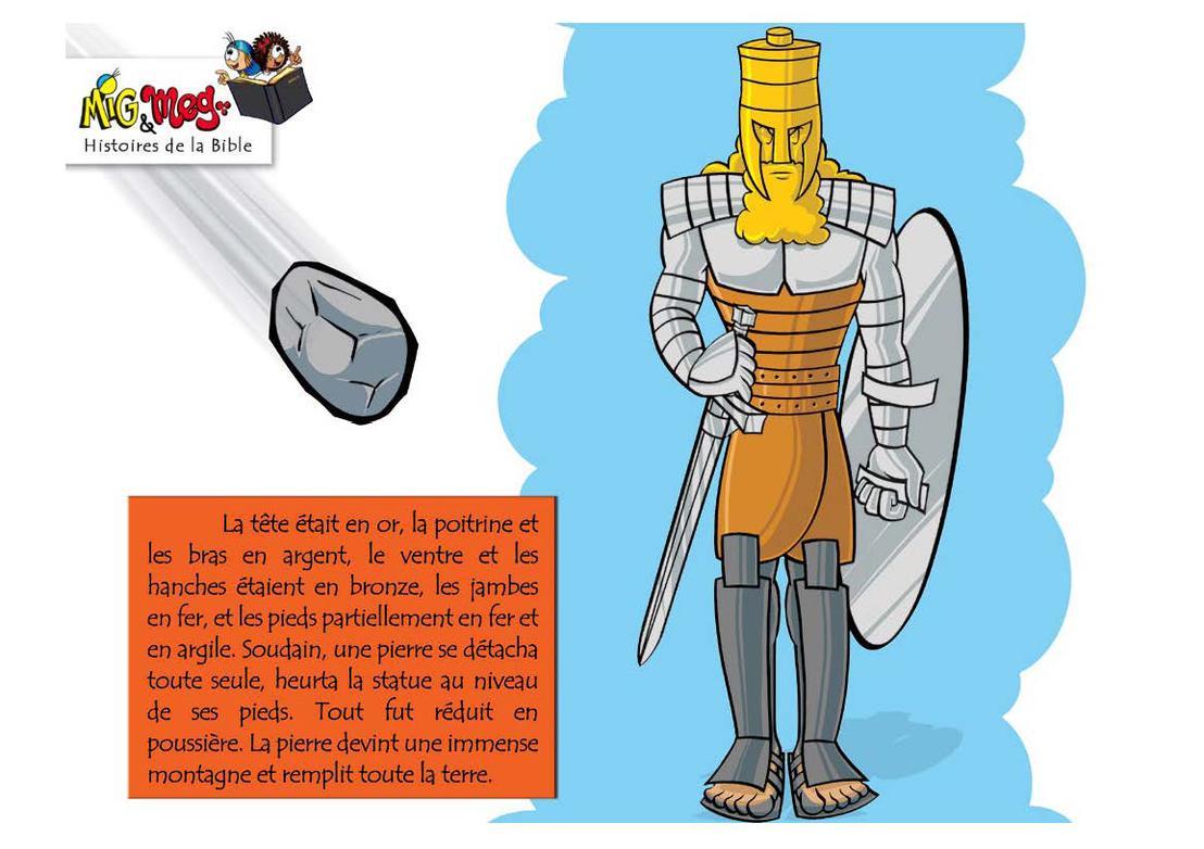 Daniel et le Rêve du Roi - page 11